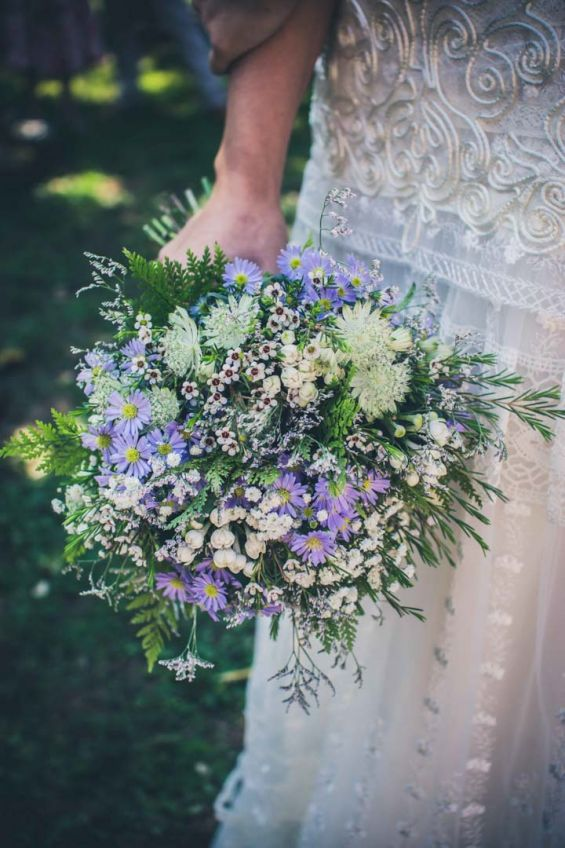 Ramo de flores de Gladys Rosendo