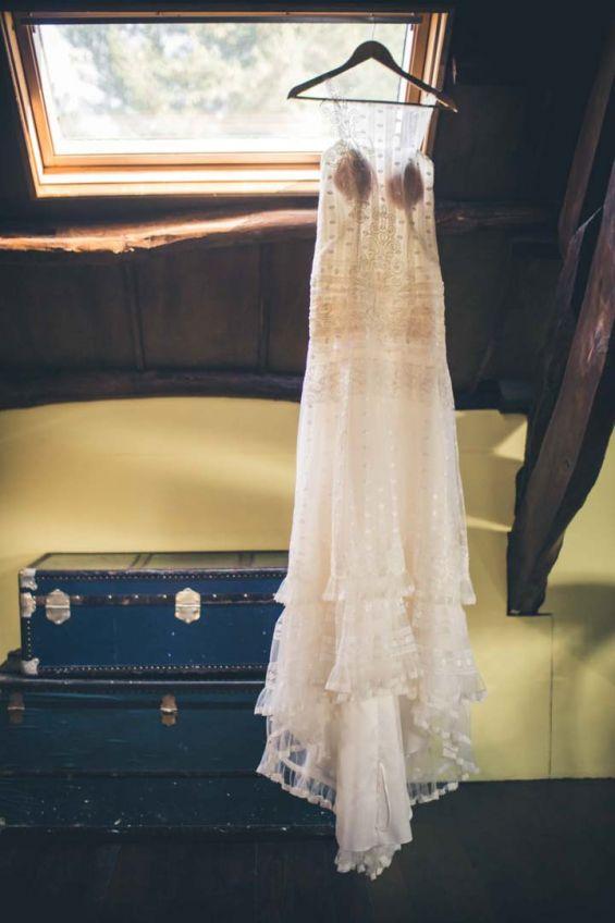 Vestido de novia de YolanCris