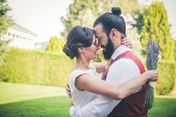 fotos de pareja en A Fortaleza Lugo