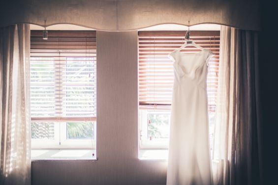 el vestido de novia de Rosa Clará
